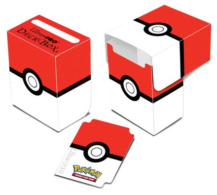 Ultra Pro Deck Box Pokemon: Pokeball