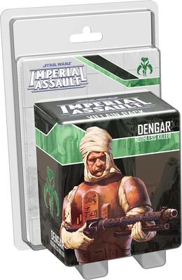 Star Wars Imperial Assault: Dengar Villain Pack