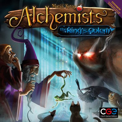 Alchemists: King's Golem