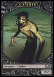Zombie TOKEN 2/2 - Magic 2010