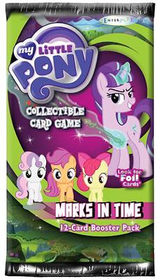 My Little Pony CCG: Marks in Time Booster