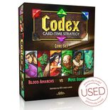 Codex: Card-Time Strategy – Core Set (with 1 expansion, check description) *USED*