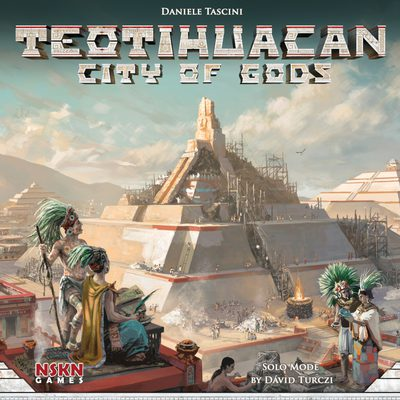 Teotihuacan: City of Gods