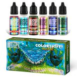 GSW Chameleon Metallic Colorshift Acrylic Paint Set 3