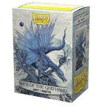 Dragon Shield Art Sleeves Matte Standard Size Seer of The God Hand (100ct)