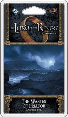 Lord of the Rings LCG: The Wastes of Eriador Adventure Pack