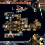 Star Wars Imperial Assault: Jabba's Palace Skirmish Map