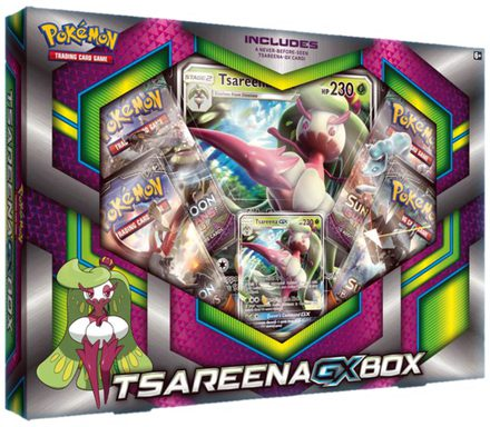 Collection Box: Tsareena-GX