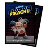 Ultra Pro Pokemon Deck Protector Sleeves Detective Pikachu (Mr. Mime, 65ct)