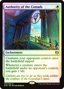 Authority of the Consuls - Kaladesh
