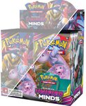 Pokemon SM11: Sun & Moon Unified Minds Booster Half Box
