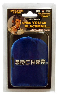 Archer: Once You Blackmail... (Clamshell Edition)