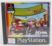 South Park Rally (Acclaimed Range) - PS1