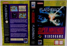 Flashback (Original Rental Cover Paper)