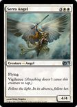 Serra Angel - Commander 2011
