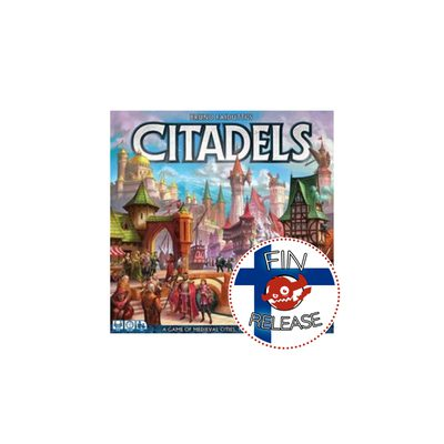Citadels 2016 Edition (FI)