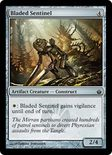 Bladed Sentinel - Mirrodin Besieged