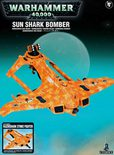 Tau Empire Suns hark Bomber/Razorshark Strike Fighter