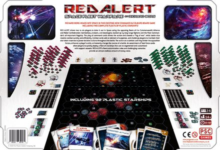 Red Alert: Space Fleet Warfare (Core Game)