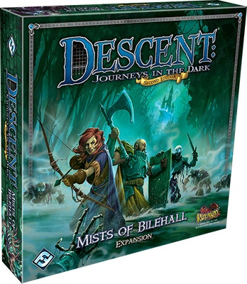 Descent (2nd Ed): Mists of Bilehall