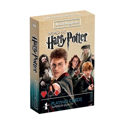 Playing Cards: Waddingtons Harry Potter