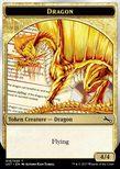 Dragon TOKEN 4/4 - Unstable