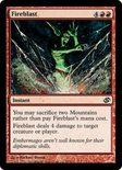 Fireblast - Jace vs Chandra