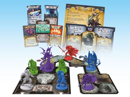 Sword & Sorcery: Darkness Falls Expansion (PREORDER)