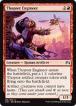Thopter Engineer - Magic Origins