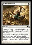 Ajani's Presence - Journey into Nyx