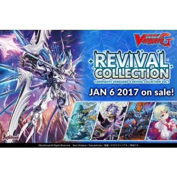 G Revival Collection Vol. 1 Booster Display Box