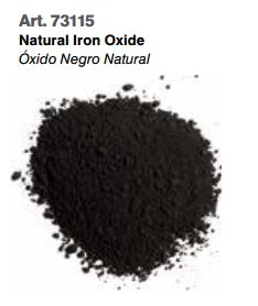 Vallejo Pigments: Natural Iron Oxide 73115