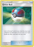 Great Ball 119/149 - Sun & Moon (Base Set)