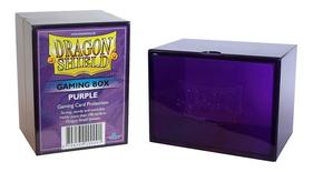 Dragon Shield Deck Box, Violet