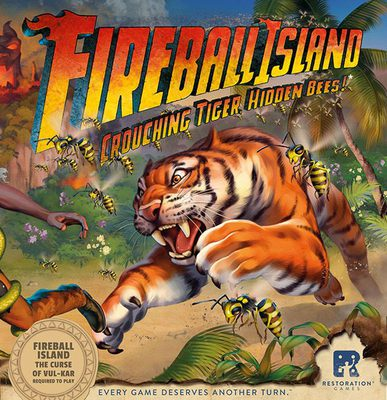 Fireball Island: The Curse of Vul-Kar - Crouching Tiger, Hidden Bees!