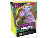 Pokemon SM11: Sun & Moon Unified Minds Prerelease / Build & Battle Pack