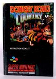 Donkey Kong Country (Manual)