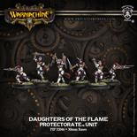 Protectorate of Menoth Daughters of the Flame
