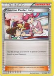 Pokemon Center Lady 93/106 - X&Y Flashfire