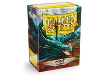Dragon Shield Sleeves Mint (100pcs)