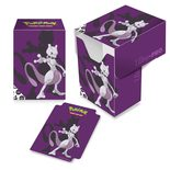 Ultra Pro Pokemon Full View Deck Box Mewtwo