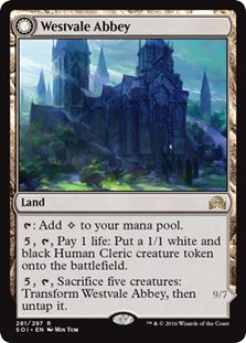 Westvale Abbey - Shadows over Innistrad