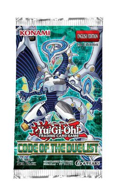 Code of the Duelist Booster