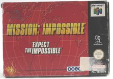 Mission: Impossible - N64