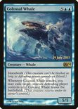 Colossal Whale - Magic 2014 Promos