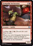 Gempalm Incinerator - Merfolk vs Goblins