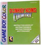 Donkey Kong Country (Manual)