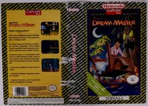Little Nemo Dream Master (Original YAPON Rental Cover Paper)