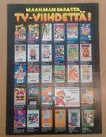 Maailman parasta Tv-viihdettä Poster A Cardboard, Size 70x50cm