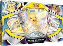 Pokemon Pikachu GX & Eevee GX Special Collection